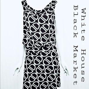 White House/Black Market chic dress!